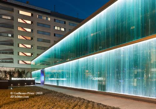 coneixeu l edifici roca barcelona gallery mnium cultural