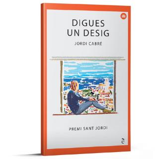 'Digues un desig' Jordi Cabré
