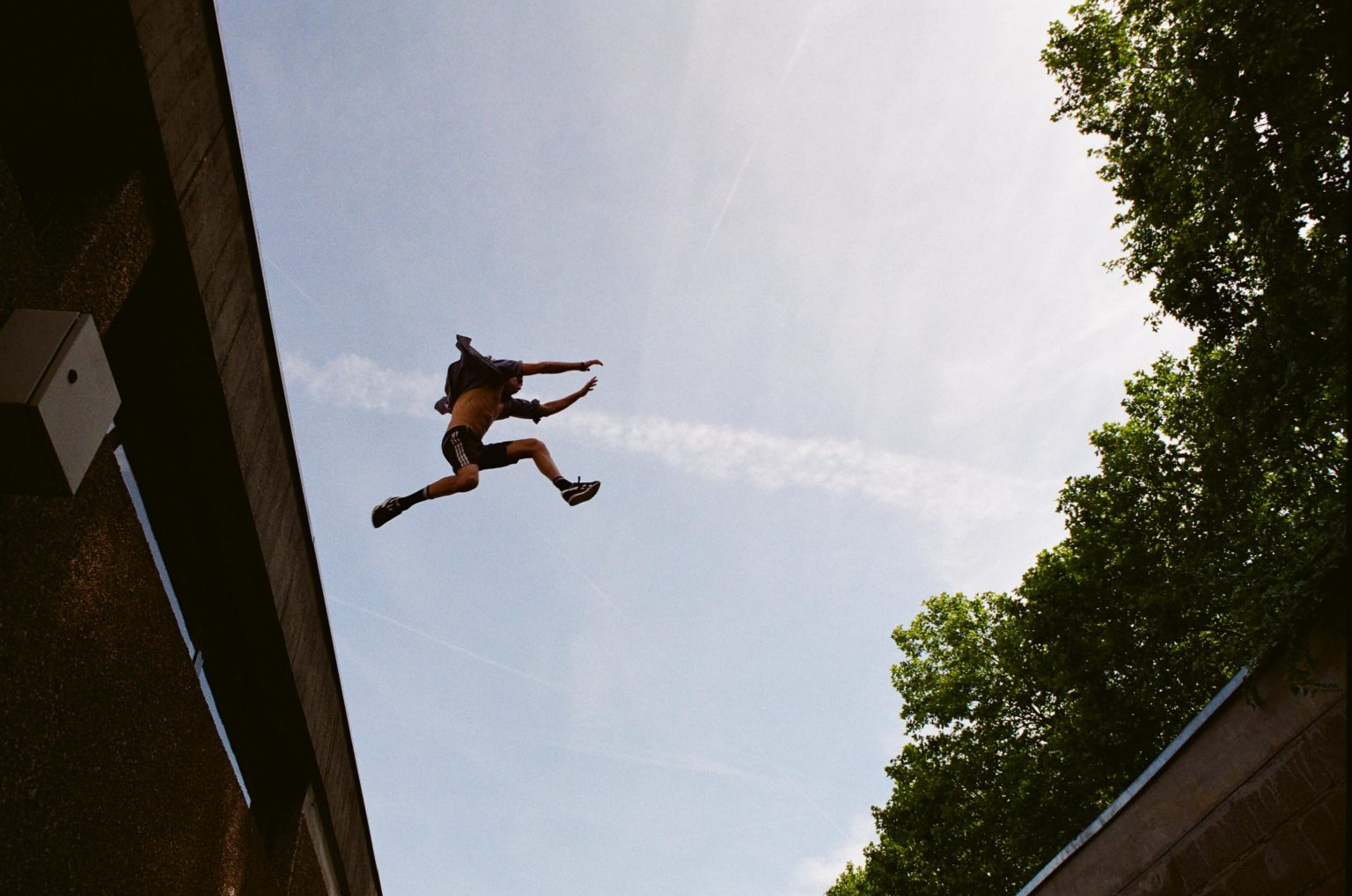 PARIS, LA MECA DEL PARKOUR